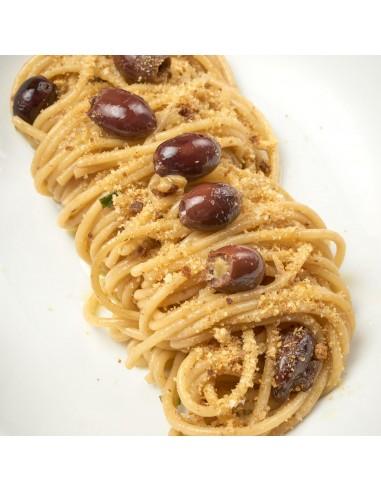 Spaghetti Aglio e Olio Speciali